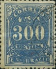 [Numeral Stamps, type B5]