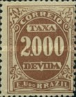 [Numeral Stamps, type B6]