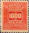 [Numeral Stamps, type C10]
