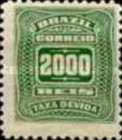 [Numeral Stamps, type C11]