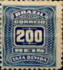 [Numeral Stamps, type C4]