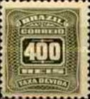 [Numeral Stamps, type C6]