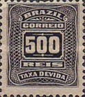 [Numeral Stamps, type C7]