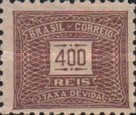 [Numeral Stamps, type D23]