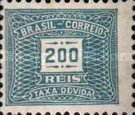 [Numeral Stamps - Different Watermark, type D41]
