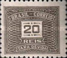 [Numeral Stamps - Different Watermark, type D43]