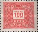 [Numeral Stamps - Different Watermark, type D44]