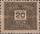 [Numeral Stamps - Different Watermark, type D47]