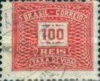 [Numeral Stamps - Different Watermark, type D49]