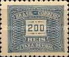 [Numeral Stamps - Different Watermark, type D50]