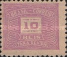 [Numeral Stamps - Different Watermark, type D56]