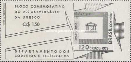 [The 20th Anniversary of the UNESCO, type ]