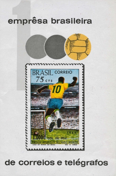 [Footballer Pele's 1,000th Goal, type ]