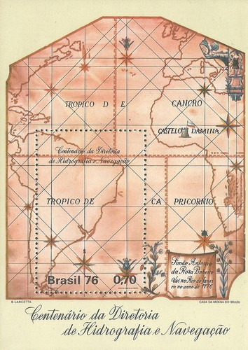 [The 100th Anniversary of the Hydrographical and Navigational Directorate, type ]