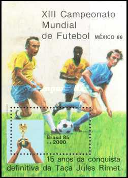 [Football World Cup - Mexico, 1986, type ]