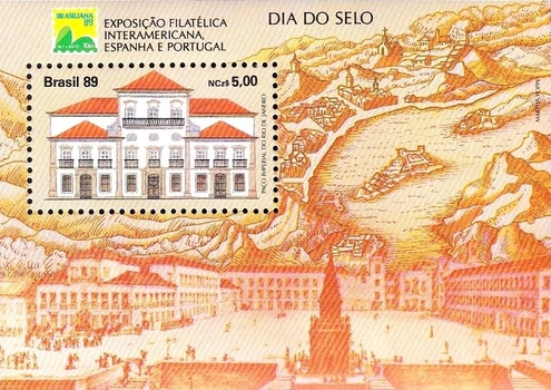 [Day of the Stamp - International Stamp Exhibition