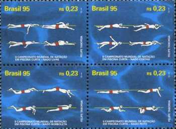 [The 11th Anniversary of the World Short-course Swimming Championships, Rio de Janeiro, type ]