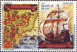 [The 500th Anniversary of the Discovery of Brazil by the Portuguese, type ]