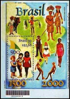 [The 500th Anniversary of the Discovery of Brazil, 2000, type ]