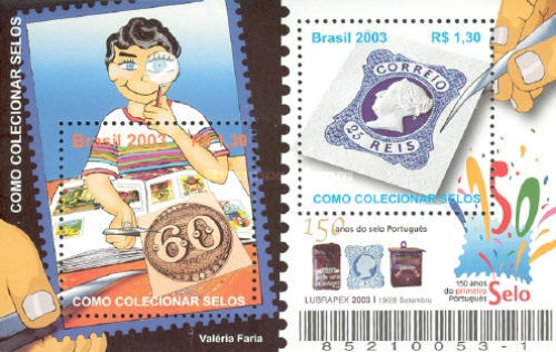 [How to Collect Stamps, type ]
