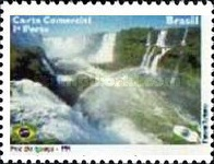 [Ignacu Waterfalls - Personalized Stamp, type ]