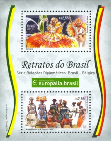 [Diplomatic Relations - Brazil-Belgium, type ]