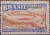 [Football World Cup - Brazil 1950, type AAT]