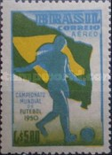[Football World Cup - Brazil 1950, type AAU]