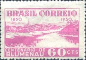 [The 100th Anniversary of the Founding of Blumenau, type AAY]