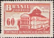 [The 100th Anniversary of the Amazon Province, type AAZ]