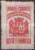 [The 100th Anniversary of the Juiz de Fora City, type ABA]