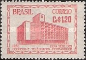 [Inauguration of Central Post Office, Pernambuco Province, type ABC]