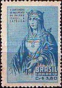 [The 500th Anniversary of the Birth of Isabella the Catholic, type ABQ]