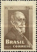 [The 100th Anniversary of the Birth of Henrique Oswald, 1852-1931, type ABR]