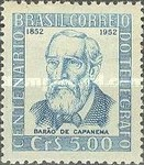 [The 100th Anniversary of Tthe elegraphs in Brazil, type ABV]