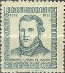 [The 100th Anniversary of Tthe elegraphs in Brazil, type ABW]