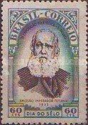 [Stamp Day and the Second Philatelic Exhibition, Sao Paulo, type ACA]
