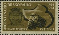 [The 400th Anniversary of Sao Paulo, 1954, type ACG]