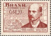 [The 100th Anniversary of the Birth of Aarão Reis, 1853-1936, type ACN]