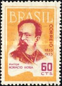 [The 100th Anniversary of the Birth of Horacio Hora, 1853-1890, type ADC]