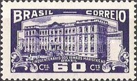 [The 50th Anniversary of the Marists in Brazil, type AEB]