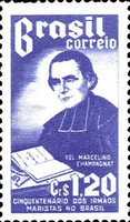 [The 50th Anniversary of the Marists in Brazil, type AEC]