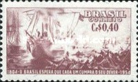 [The 150th Anniversary of the Birth of Admiral Barroso, 1804-1882, type AEV]