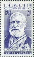 [The 150th Anniversary of the Birth of Admiral Barroso, 1804-1882, type AEW]