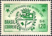 [The 100th Anniversary of Botucatu, type AFN]