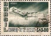 [Airmail - The 50th Anniversary of the Dumont's First Heavier-than-air Flight, type AGL]