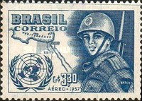 [Airmail - United Nations Day, type AHA]