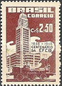 [The 100th Anniversary of the Central Brazil Railway, type AHJ]
