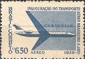 [Airmail - Inauguration of