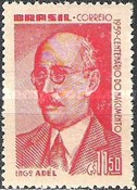 [The 100th Anniversary of the Birth of Adel Pinto, 1859-1921, type AJH]